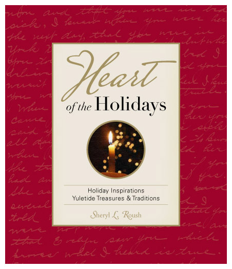 Heart of the Holidays by author Sheryl Roush